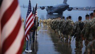 Truppe Usa in Iraq (LaPresse)