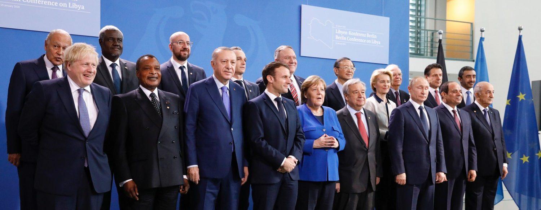 La Libia a un anno di distanza dalla conferenza di Berlino