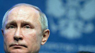 Putin in Russia (La Presse)