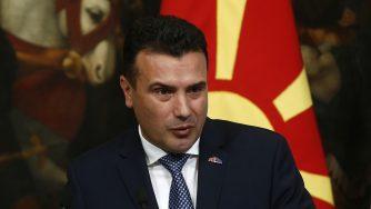 Zoran Zaev (La Presse)