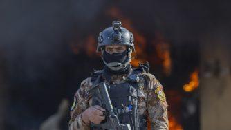 Iraq Soldato