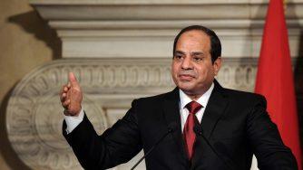 Al Sisi Egitto (La Presse)