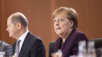 Cdu Germania Merkel