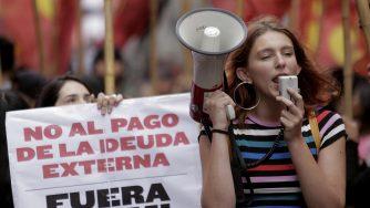 Argentina FMI debito