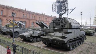 Russia missili (La Presse)