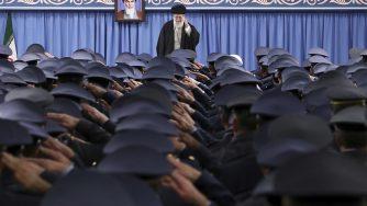 L'ayatollah Ali Khamenei (LaPresse)