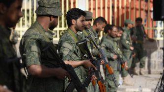 Yemen combattenti sciiti
