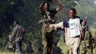 Congo milizie