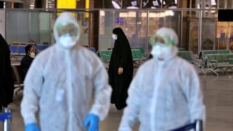 Iran controlli coronavirus (La Presse)