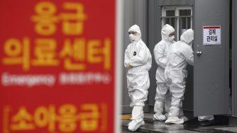Corea South Korea virus