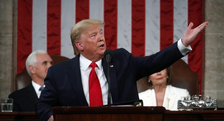 Il segnale che può risvegliare Trump