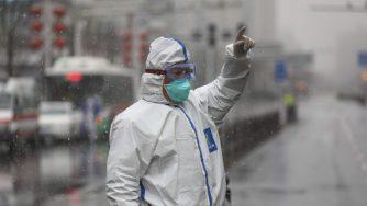 Emergenza coronavirus in Cina