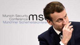 Macron a Monaco