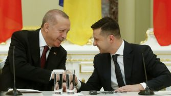 Turchia e Ucraina accordo