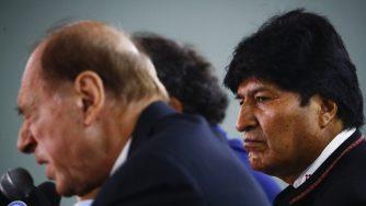 Morales Bolivia