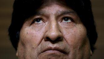 Evo Morales Bolivia (La Presse)