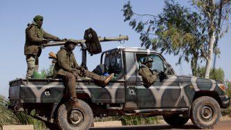 Conflitto in Mali, le forze armate