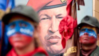 Cerimonia a Caracas per il fallito attentato del 1992 (LaPresse)