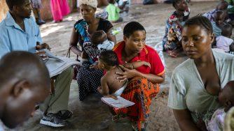 Il Malawi sperimenta il primo vaccino contro la malaria (LaPresse)