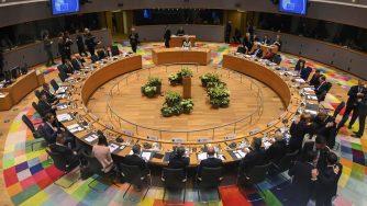 Il buco nell'acqua del bilancio europeo (LaPresse)