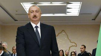 Ilham Aliyev (LaPresse)