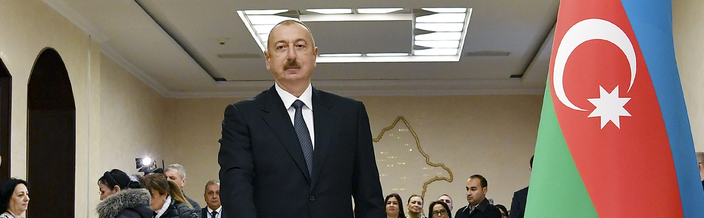 Chi è Ilham Aliyev