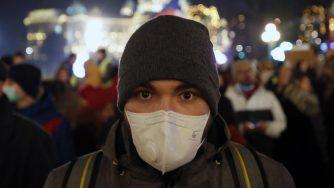 Inquinamento Serbia (La Presse)