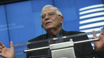 Borrell nuova missione in Libia