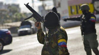 Venezuela milizie forze