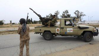 Libia, scontri tra forze