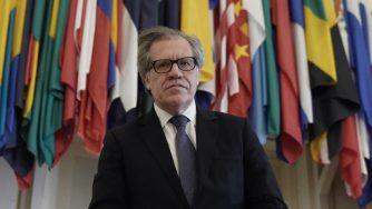 Luis Almagro La Presse)