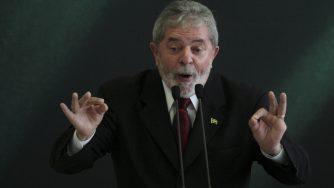 Brasilia, il presidente brasiliano Luiz Inacio Lula da Silva e il presidente eletto Dilma Rousseff (LaPresse)