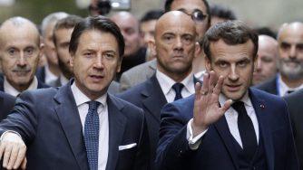 Macron Conte