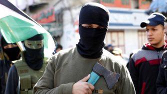 Membro di Hamas (La Presse)