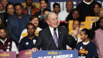 Michael Bloomberg (La Presse)