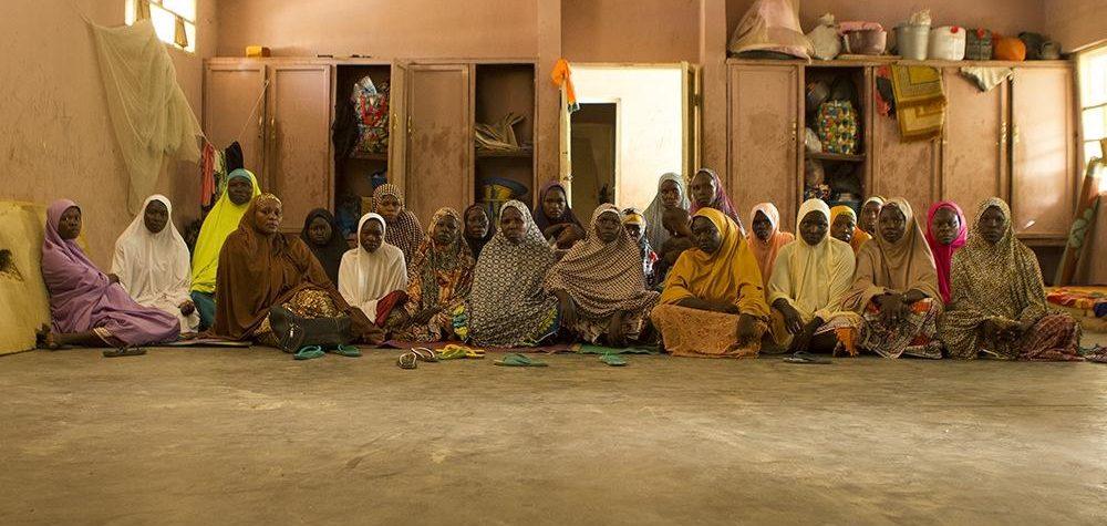 Un centro per aiutare le donne vittime di Boko Haram