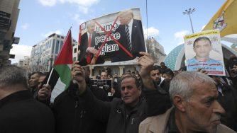Piano pace Medio Oriente