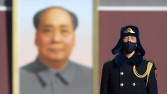 Cina bloccata dal virus