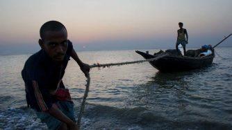 Pescatori mare (La Presse)