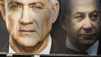Israele Netanyahu Gantz
