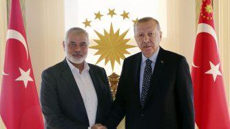 Erdogan e Hamas