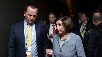Grenell Pelosi intelligence (Getty)