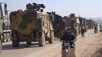 Idlib Siria (La Presse)