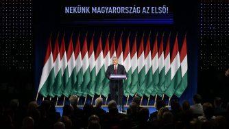 Ungheria Orban (La Presse)