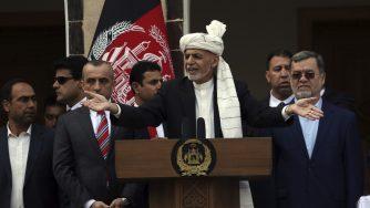 Afghanistan, insediamento ufficiale del capo di Stato Ashraf Ghani