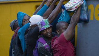 virus pandemia africa