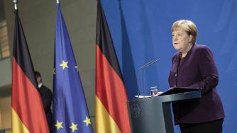 Merkel (Getty)