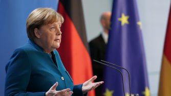 Merkel piano Germania
