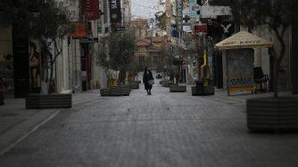 Atene Grecia (La Presse)