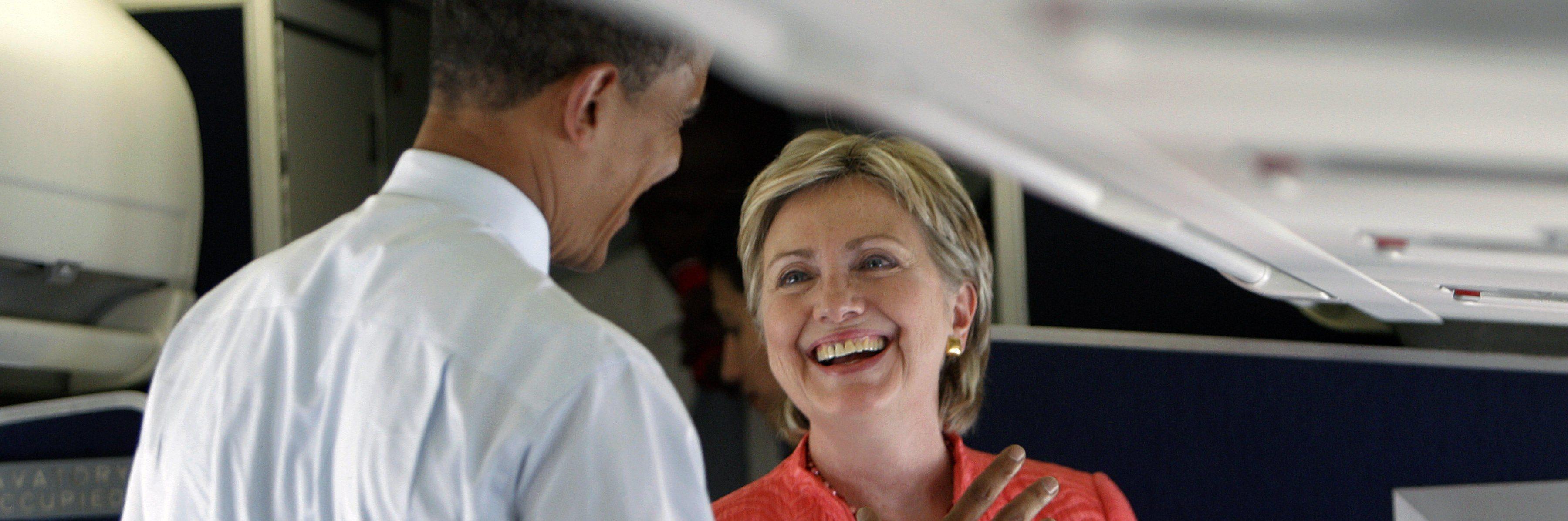 Nuove rivelazioni sul Russiagate: il ruolo di Clinton e Obama